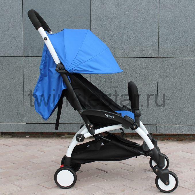 Прогулочная коляска YoYa 175 синий + 11 подарков