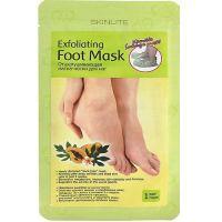 Skinlite маска-носки для ног, р-р 35x40, 1 пара