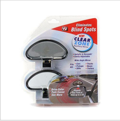 Автомобильные зеркала для обзора мертвых зон Eliminates Blind Spots