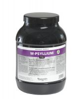 W-Psyllium подорожник. для удаления из ЖКТ лошади песка и мелкого мусора. 1 и 5 кг