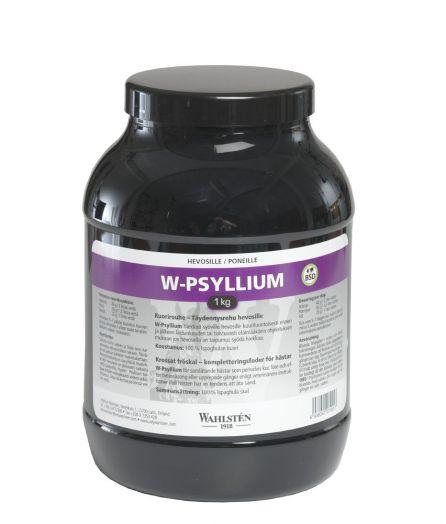 W-Psyllium подорожник. для удаления из ЖКТ лошади песка и мелкого мусора. 1 кг