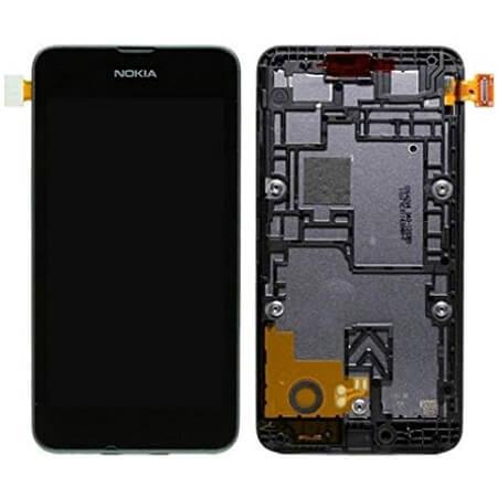 Дисплей в сборе c сенсорным стеклом для Nokia Lumia 530 (Original)