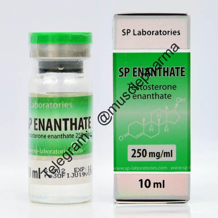 TESTOSTERON ENANTHATE (SP Laboratories). 1 флакон * 10 мл.