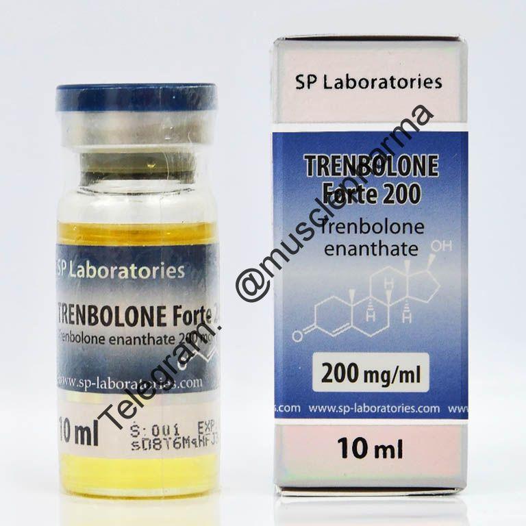 TRENBOLONE FORTE 200 (ТРЕНБОЛОН ЭНАТАТ). SP Laboratories. 1 флакон * 10 мл.