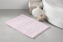 Коврик для ванной AREN 40*60 (розовый)  Арт.5107-3