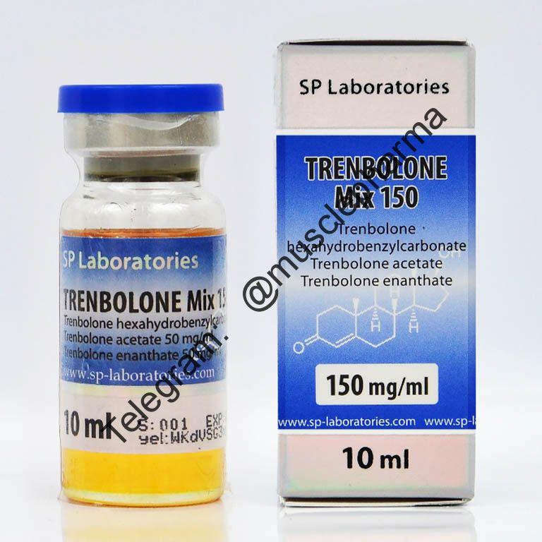 TRENBOLON-MIX 150 (ТРЕНБОЛОН МИКС) SP Laboratories. 1 флакон * 10 мл.