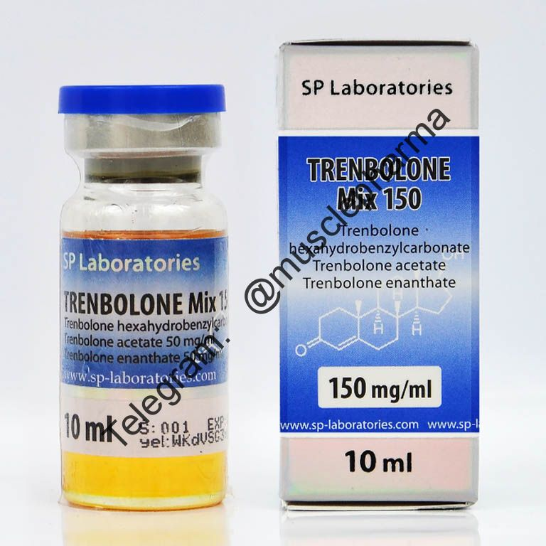 TRENBOLON-MIX 150 (ТРЕНБОЛОН МИКС) SP Laboratories. 1 флакон * 10 мл.