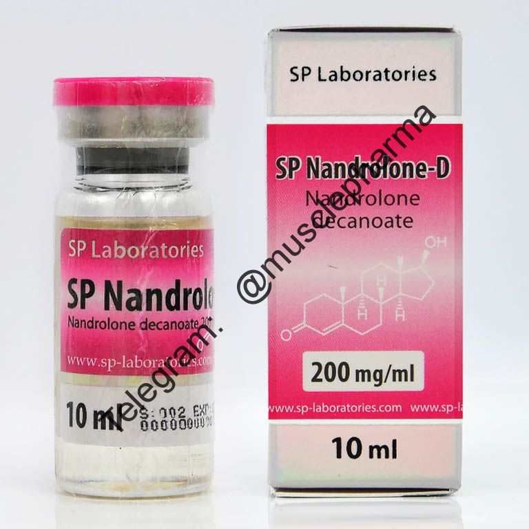 NANDROLONE DECANOATE (SP LABS) 200 мг/мл 10 мл* 1 флакон