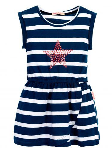 Платье в полоску для девочек 3-7 лет BN1029P3