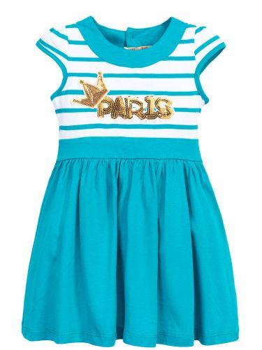 Платье в полоску для девочек 2-6 лет BN1025P4