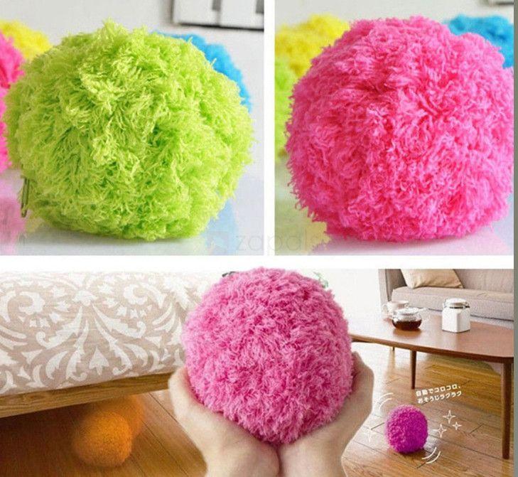 Мячик-пылесос Nocoro