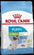 Royal Canin X-Small Puppy Корм для щенков с 2 до 10 месяцев (1,5 кг)