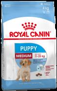 Royal Canin Medium Puppy Корм для щенков с 2 до 12 месяцев (3 кг)