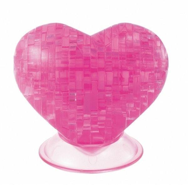 Головоломка 3D Сердце на подставке