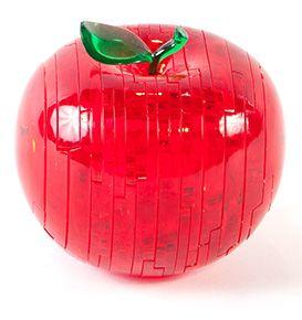 Головоломка 3D Яблоко красное