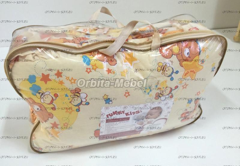 Комплект детского постельного белья Фанки Литл