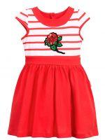 Платье в полоску для девочек 2-6 лет BN1025P3