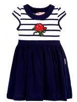 Платье в полоску для девочек 2-6 лет BN1025P1