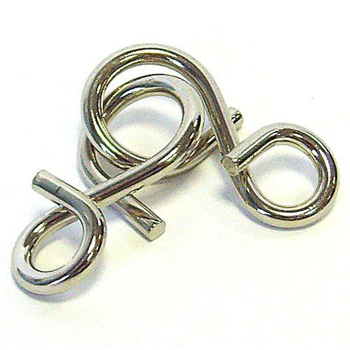 Головоломка Гвозди 7 металл