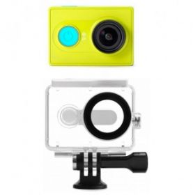 Экшн-камера Xiaomi YI Action Camera Basic Edition + Waterproof Case Kit (EU)