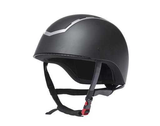 """Шлем (жокейка) """"Horse Comfort High-Tech VG-1"""" для скачек. Без козырька"""