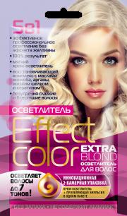 """""""fk"""" Осветлитель для волос EXTRA BLOND серии «Effect Сolor» 50мл"""