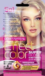 """""""fk"""" Осветлитель для волос SUPER BLOND серии «Effect Сolor» 50мл"""
