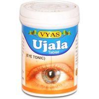 Уджала тоник для здоровья глаз Вьяс Фарма   Vyas Ujala Tablets