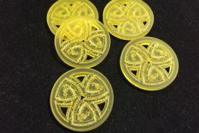 Жетоны больших золотых монет
