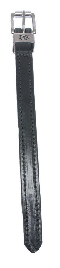 Ремень кожаный для дополнительного крепления седелки к оглоблям