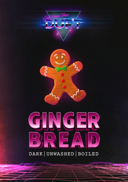 Табак Duft Ginger Bread 100 гр