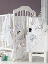 Набор махровый  для детей  BABY CLUP Арт.2043-1