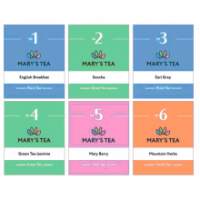 «Mary`s Tea Ассорти»