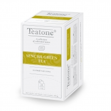 «TEATONE Sencha green tea»