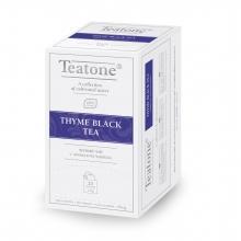 «TEATONE Thyme black tea»