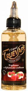 Е-жидкость True Vape, Клубника, 100 мл