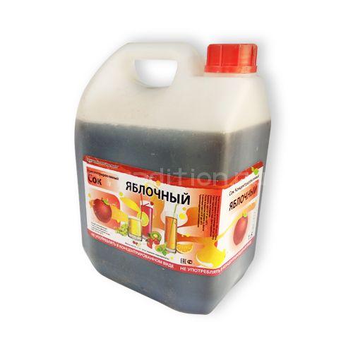 Концентрированный яблочный сок, 5 кг, для сидра, вина, кальвадоса