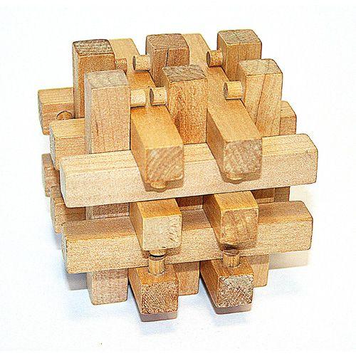 Головоломка деревянная. в кор. Муравейник