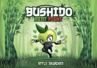 "Е-жидкость Bushido Mint Fight ""Apple Shuriken"", 100 мл."