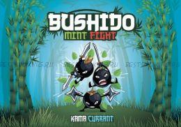 """Е-жидкость Bushido Mint Fight """"Kama Currant"""", 100 мл."""