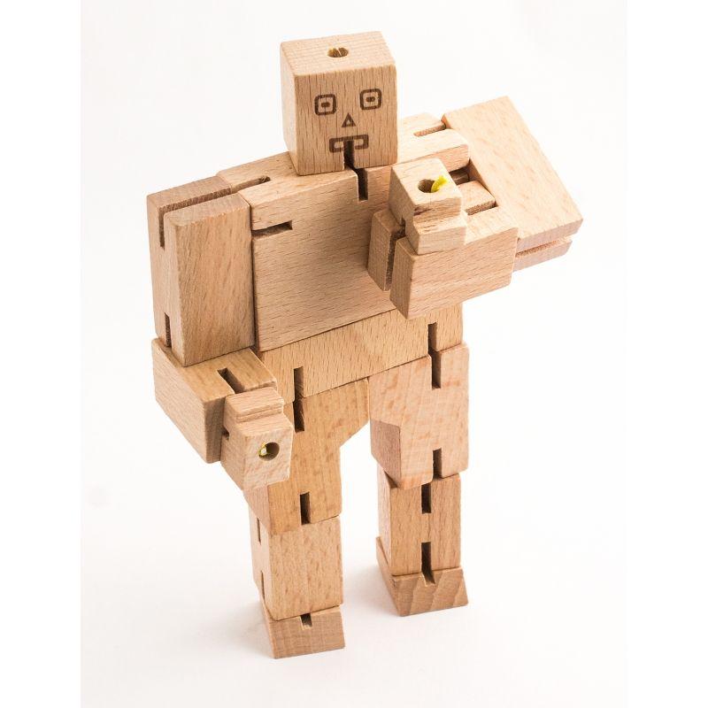 Головоломка дерево в кор Робот