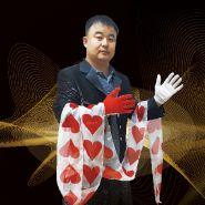 """Перчатки превращаются в стриммер """"Сердца"""" - Glove heart streamer"""