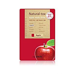 """""""СМ"""" Natural-tox Apple Mask Sheet Маска тканевая  яблочная  20 гр"""
