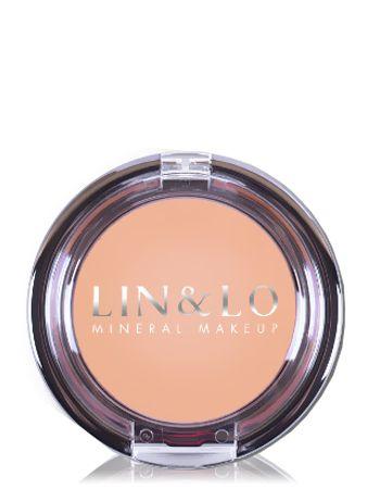 LIN&LO Румяна компактные минеральные LLBL03 нежно - терракотовый