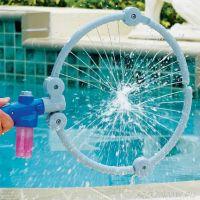 Круговой душ для мытья животных