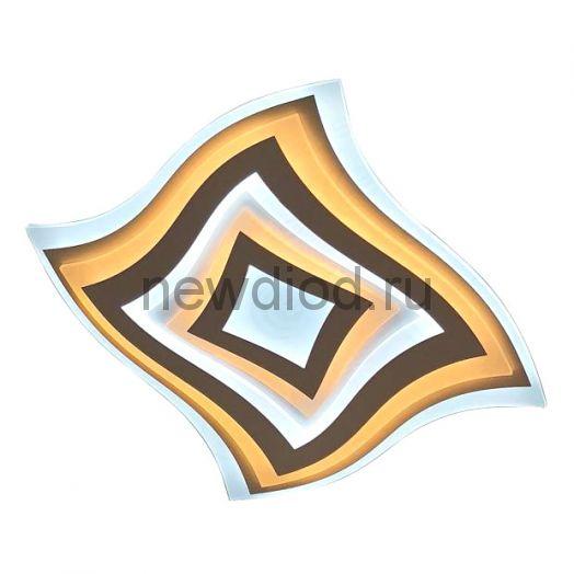 Управляемый светодиодный светильник Geometria Quarto 80w q-650-white-220-ip44