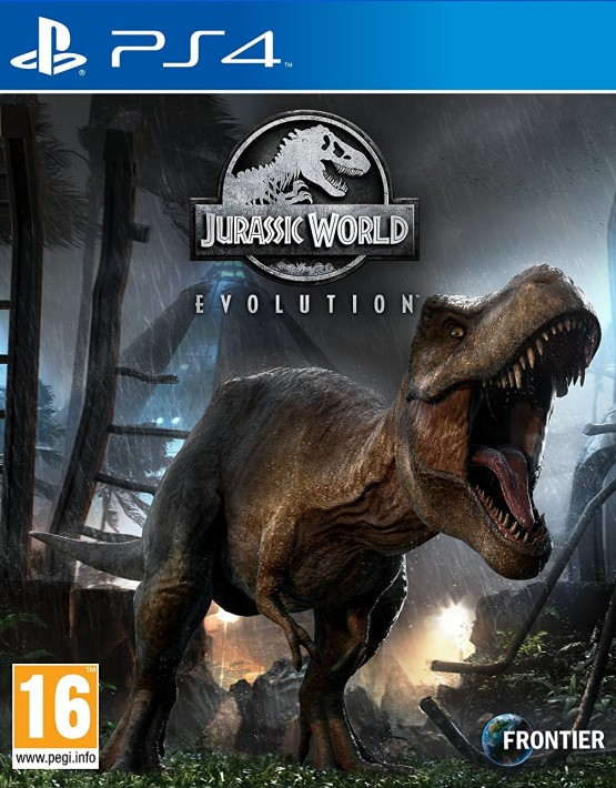 Игра Jurassic World : Evolution (PS4)