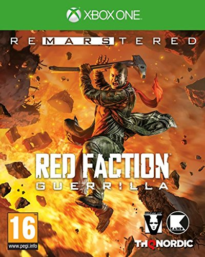 Игра Red Faction Guerrilla. Remarstered (Xbox One)