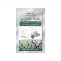 SHARY Альгинатная маска, лаванда азиатская центелла