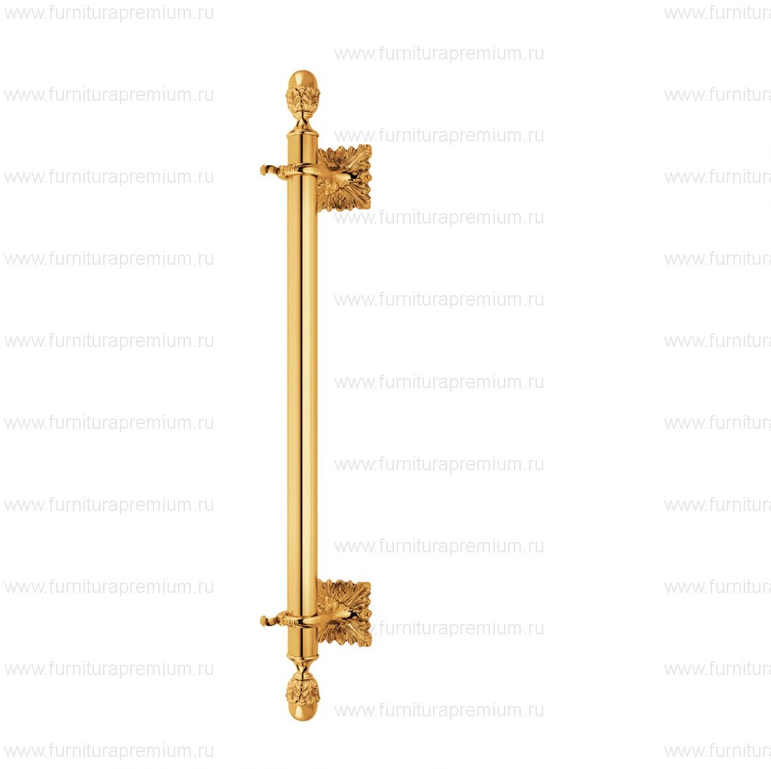 Ручка-скоба Enrico Cassina C49100. Длина 880 мм.